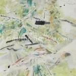 12景东之二 墨、水性色、宣纸77×66cm 2006年_副本