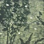 56玄观之一 麻胶版画 15×15cm 2011年_副本